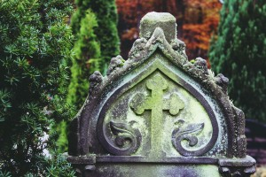 W Wielki Tydzień o śmierci