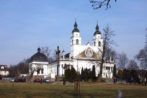 Kościół św. Antoniego w Sokółce (fot. ja)