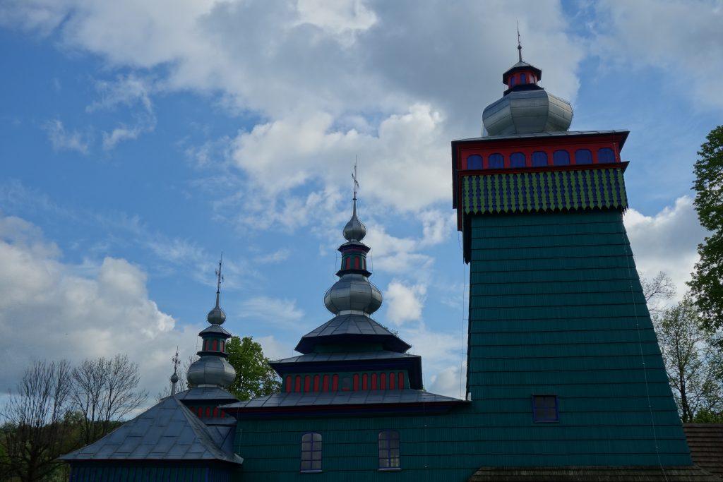 Cerkiew w Świątkowej Wielkiej