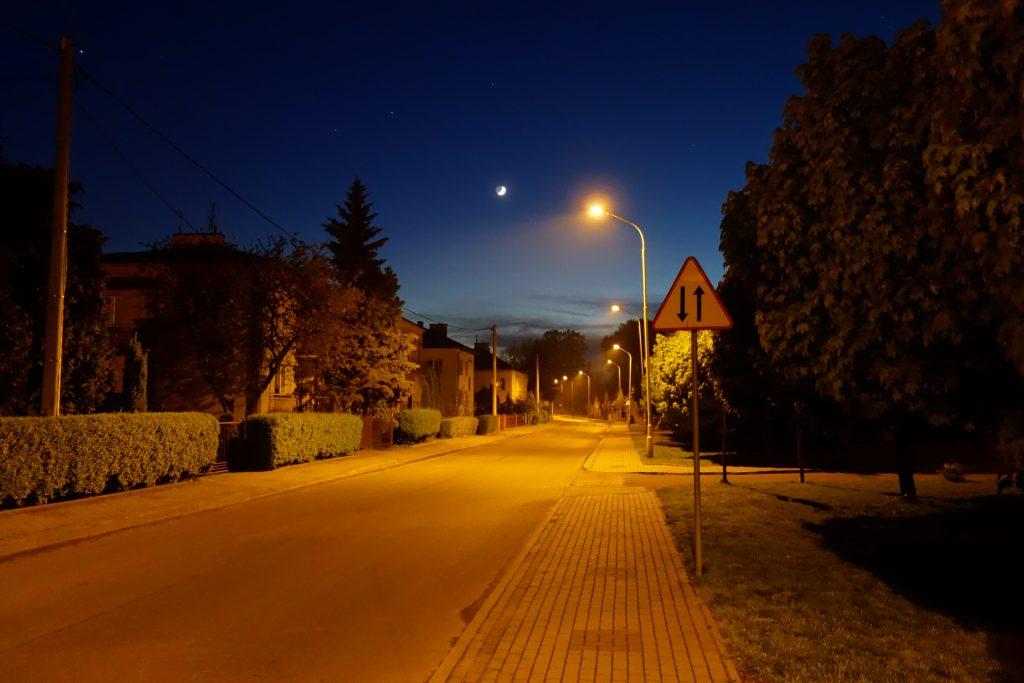 Spaceruję sobie…