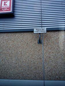 Kaufland - parking dla mam
