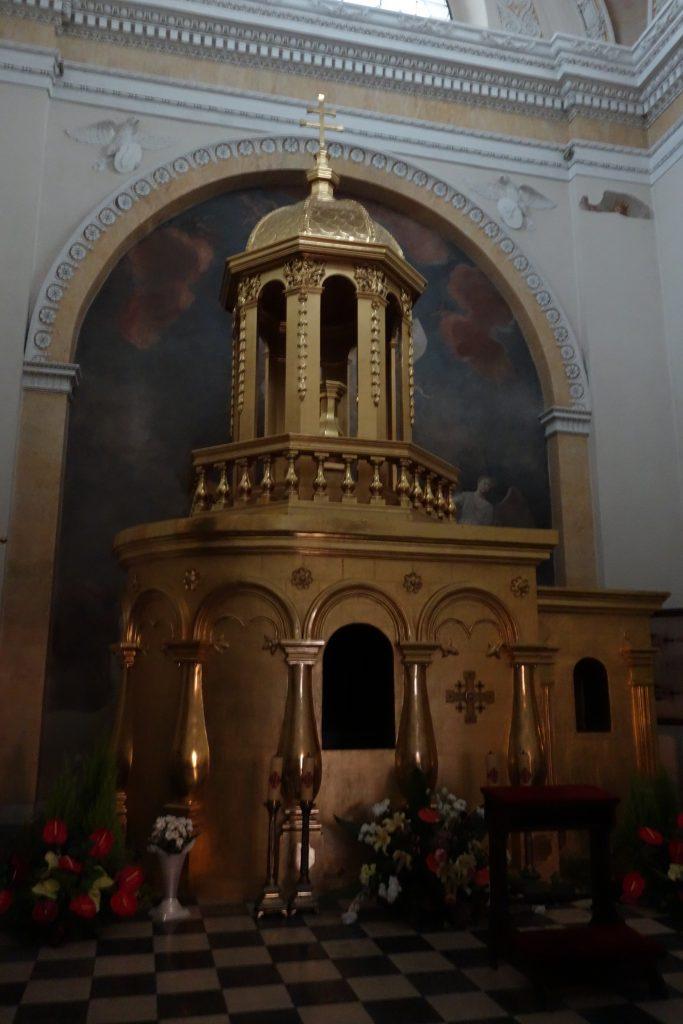 Kaplica Bożego Grobu - Przeworsk (fot. ja)
