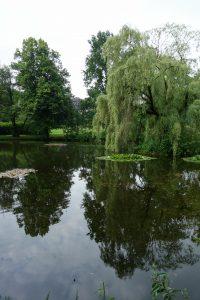 Park - Łańcut (fot. ja)