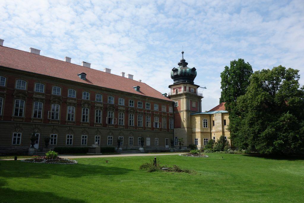 Zamek w Łańcucie - Okiem Wilka (fot. ja)