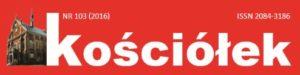 Logo gazety nr 103