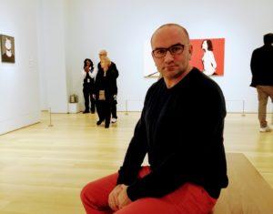 """Art Institute of Chicago. Galeria Andy'ego Warhol'a. """"No, ładne cacko"""" :)"""